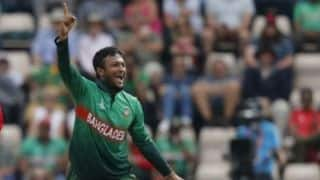 Cricket World Cup 2019: Shakib Al Hasan stars as Bangladesh beat Afghanistan by 62 runs